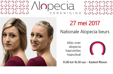 nationale alopecia beursdag
